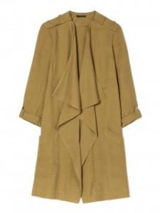 SISLEY FLOWI TRENCH http://ch.sisley.com/shop/ch_en/woman/look-shaken-prints/look-31/flowy-trench.html