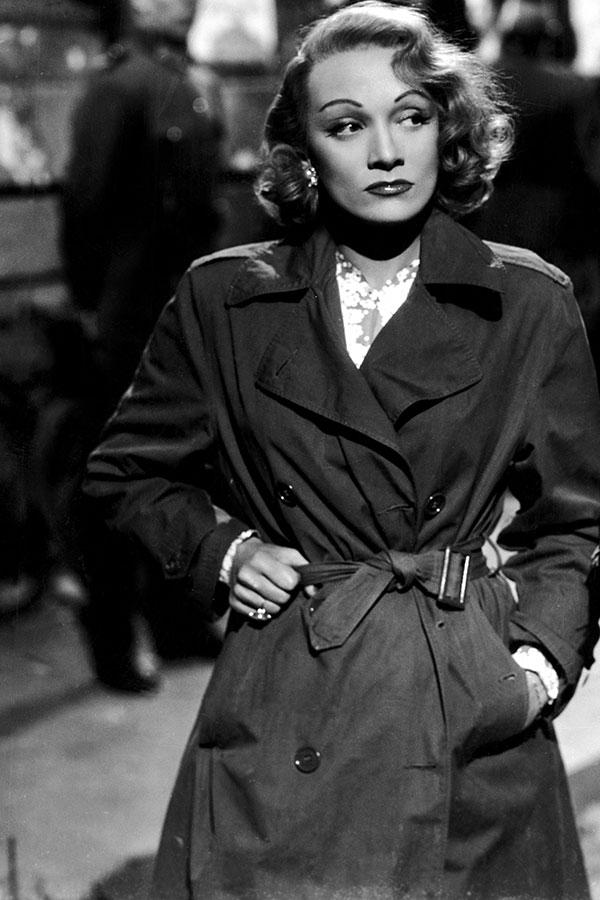 Marlene Dietrich, 1948