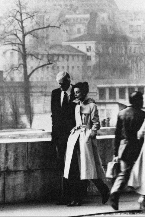 Audrey Hepburn, mid-1980