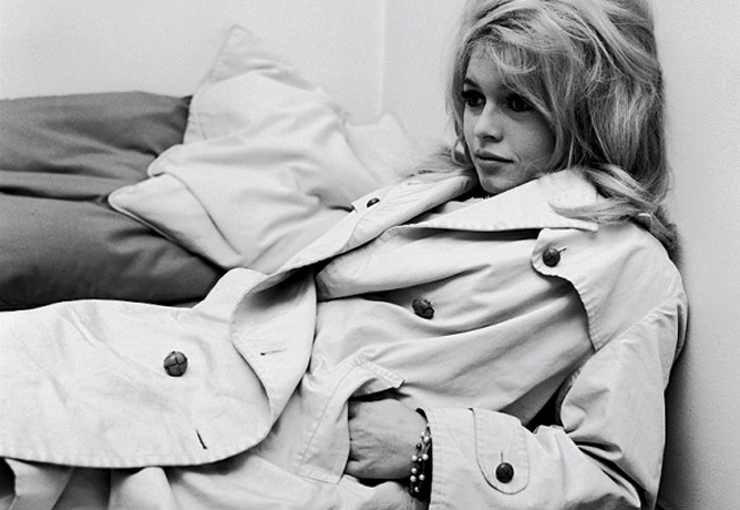 Brigitte Bardot, 1963