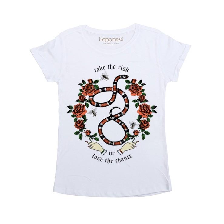 happiness-t-shirt-donna-splendida-serpente-corallo-31