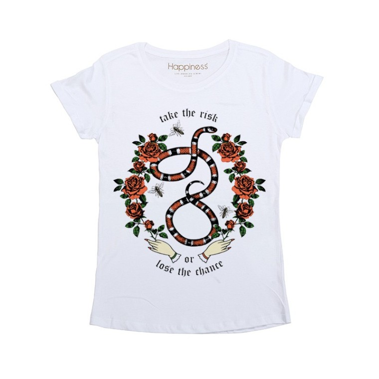 happiness-t-shirt-donna-splendida-serpente-corallo-31
