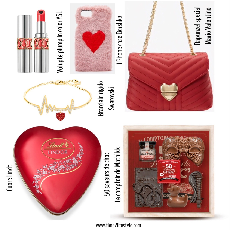 Gift guide Valentine's day- idee regalo per San Valentino www.time2lifestyle.com