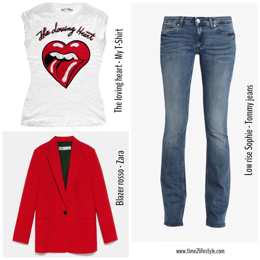 Look San Valentino Valentine's day outfit www.time2lifestyle.com