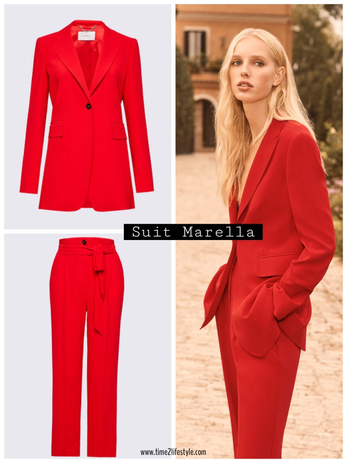 Suit MARELLA P/E 2019 https://time2lifestyle.com/