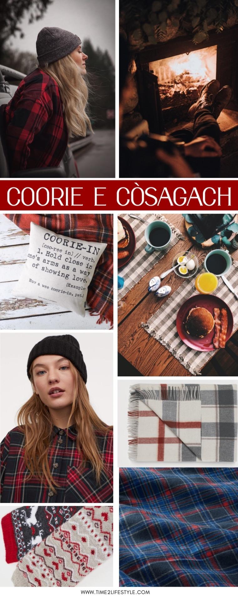 New lifestyle trend Coorie-Còsadach